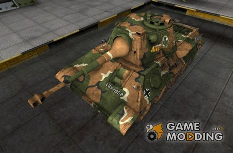 Шкурка для VK3002(DB) for World of Tanks