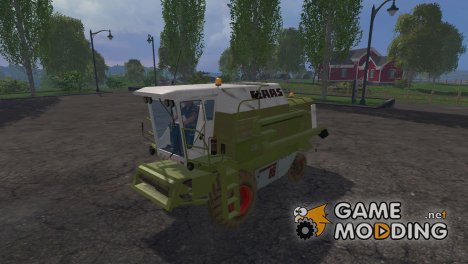 CLAAS DOMINATOR 86 for Farming Simulator 2015