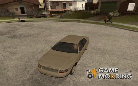 Washington из GTA IV for GTA San Andreas