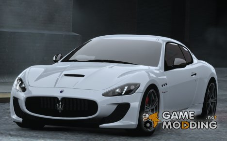 2014 Maserati GranTurismo MC Stradale for GTA 4