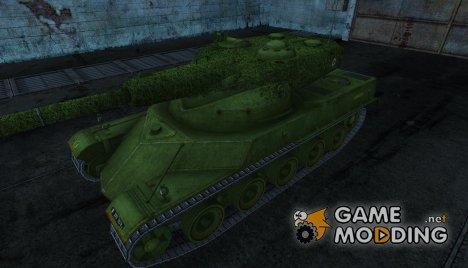Шкурка для AMX 50 120 for World of Tanks