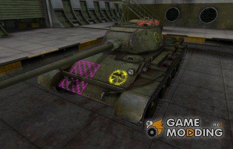 Качественные зоны пробития для Т-44 для World of Tanks