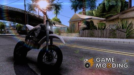 Honda 50 Stunt for GTA San Andreas