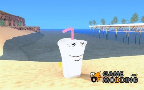 Master Shake ATHF для GTA San Andreas