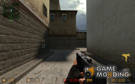 Ghost Ops Mac10 Edit for Counter-Strike Source