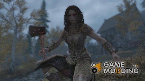 Mortals Revenge для TES V Skyrim
