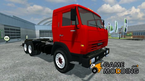 КамАЗ 54115 Сцепщик for Farming Simulator 2013