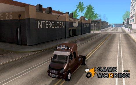 Газель седельный тягач for GTA San Andreas