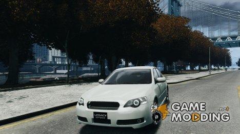 Subaru Legacy B4 specB 3.0 R for GTA 4