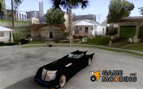Batmobile Tas v 1.5 for GTA San Andreas