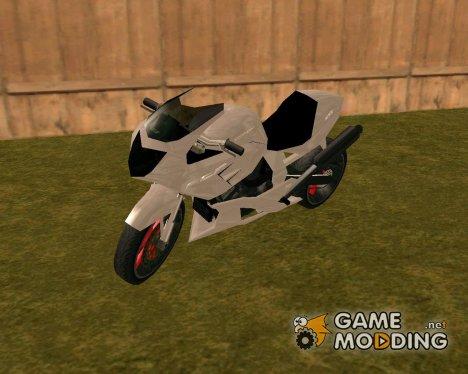 FCR 1200 для GTA San Andreas