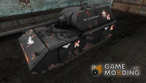 Maus (по Вархаммеру) для World of Tanks