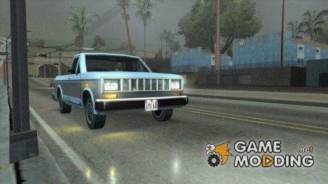 Реалистичная гроза v1.0 for GTA San Andreas