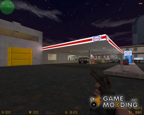 De_esso для Counter-Strike 1.6