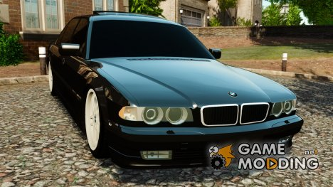 BMW 750iL E38 Light Tuning для GTA 4