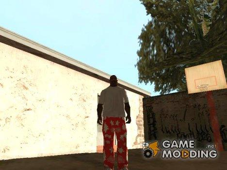 Новогоднее трико для GTA San Andreas