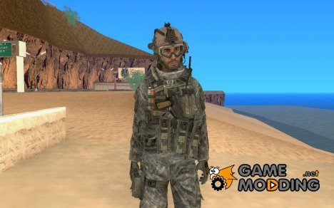USA Army Ranger for GTA San Andreas