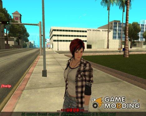 MILA DOA5 V1 для GTA San Andreas