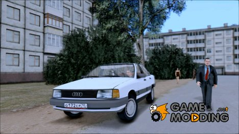 Audi 100 C3 for GTA San Andreas