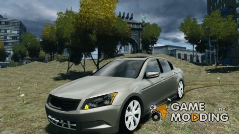 Honda Accord 2009 для GTA 4