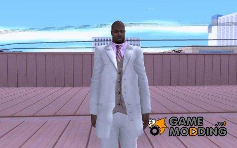 Big Black Bro for GTA San Andreas