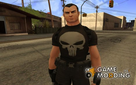 The Punisher Marvel Heroes for GTA San Andreas