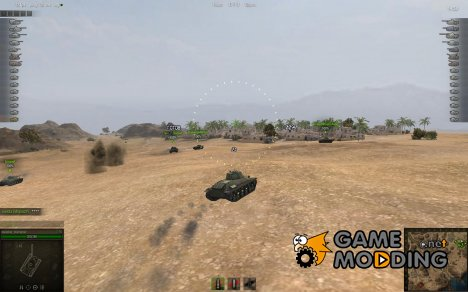 Прицелы WoT for World of Tanks