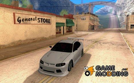 Pontiac GTO Tuning v2 для GTA San Andreas