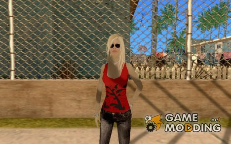 DENISE by Gedimas for GTA San Andreas