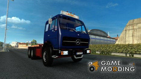 Mercedes 1632 NG for Euro Truck Simulator 2