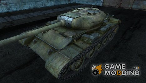 T-54 Kubana для World of Tanks