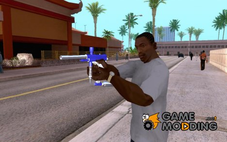 Paintball Gun для GTA San Andreas