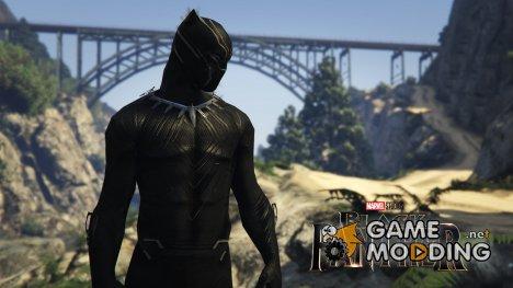 Black Panther CIVIL WAR for GTA 5