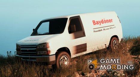 Baydöner Rumpo для GTA 5