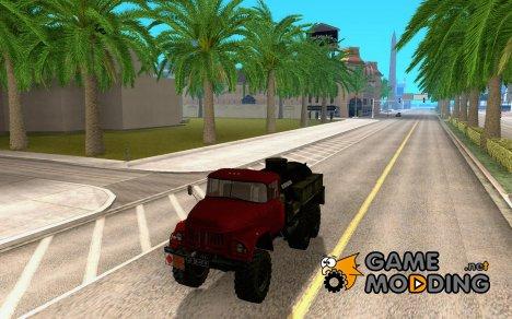 ЗиЛ 131 Топливозаправщик для GTA San Andreas