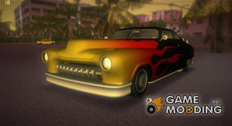 Cuban Hermes HD for GTA Vice City