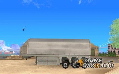 Прицеп Стекловоз for GTA San Andreas
