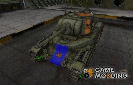 Качественный скин для Матильда IV для World of Tanks