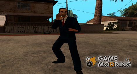 Тони Сиприани - Костюм Адвоката (GTA LCS) для GTA San Andreas