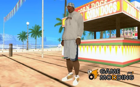 Phat Farm Schuhe for GTA San Andreas