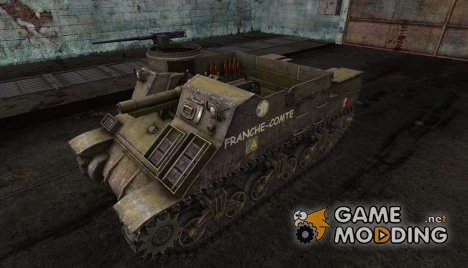 M7 Priest для World of Tanks