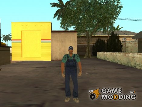 Томми Версетти из GTA VC для GTA San Andreas