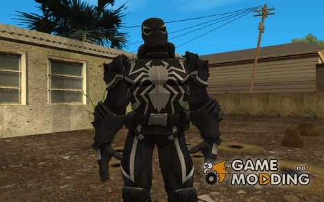 Agent Venom for GTA San Andreas