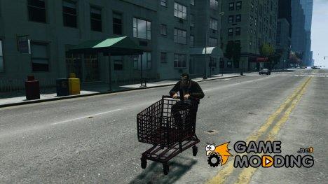 Тележка for GTA 4