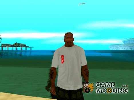Levis T-shirt for GTA San Andreas