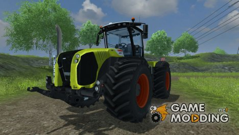 CLAAS XERION 5000 для Farming Simulator 2013