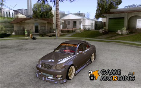 Toyota JZX110 Chaser V.I.P. Drifter для GTA San Andreas