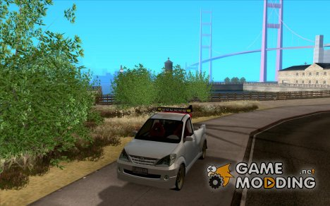 Toyota Avanza Towtruck for GTA San Andreas
