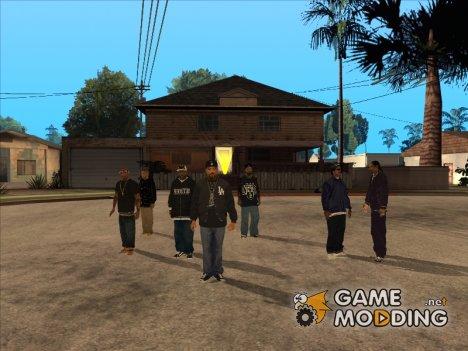Straight Outta Compton for GTA San Andreas