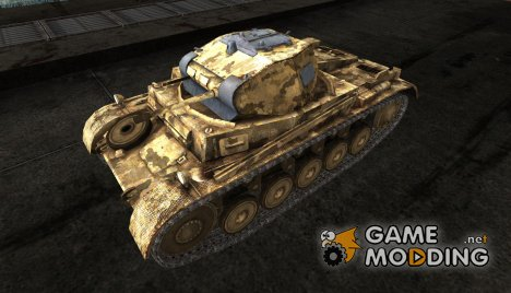 PzKpfw II от sargent67 для World of Tanks